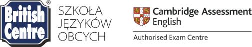 BRITISH CENTRE – Szkoła języków obcych